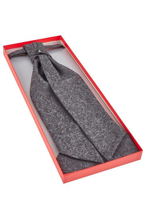 TZIACCO francia nyakkendő díszdobozban 561201-21 Modell 0535