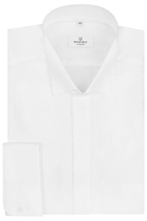 WILVORST fehér szmoking ing 470003-90 Modell 0393
