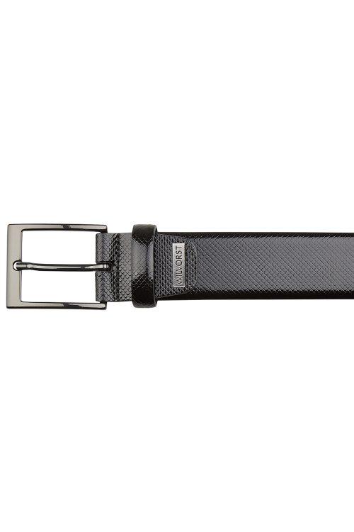 WILVORST fekete övcsat 448310-10 Modell 0890