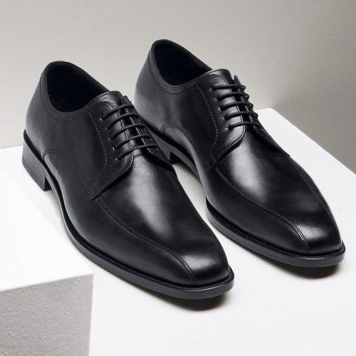 WILVORST fekete cipő 448307-10 Modell 0293