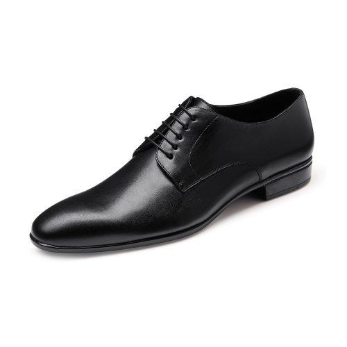 WILVORST fekete cipő 448320-10 Modell 0295