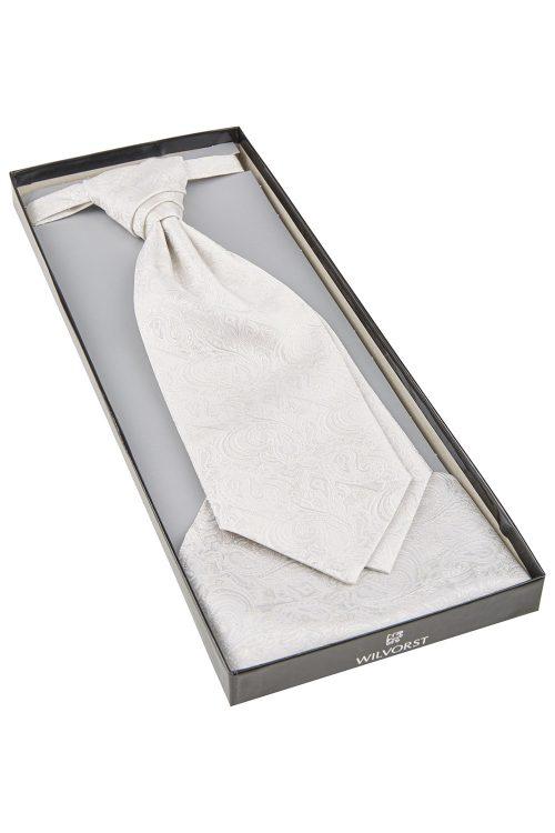 WILVORST francia nyakkendő díszdobozban 407210-28 Modell 0612