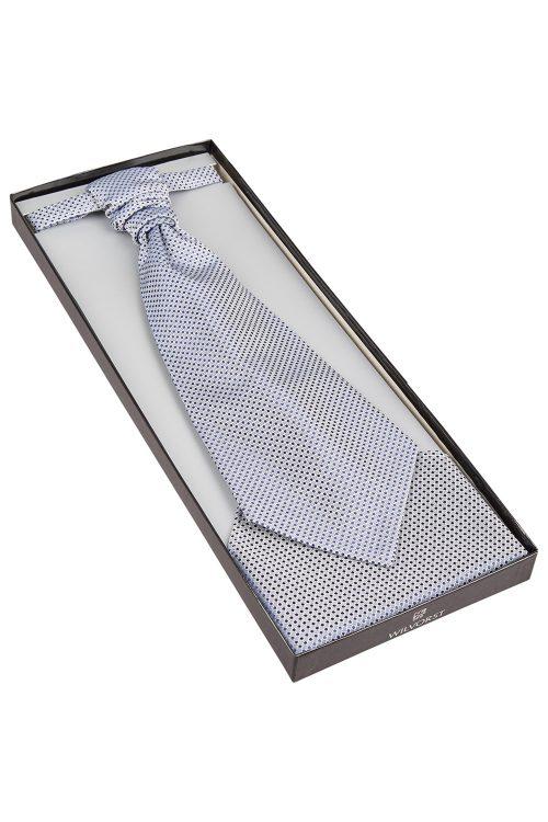 WILVORST francia nyakkendő díszdobozban 447102-34 Modell 0622