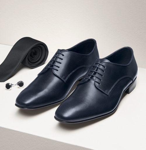 WILVORST sötétkék cipő 448313-32 Modell 0258