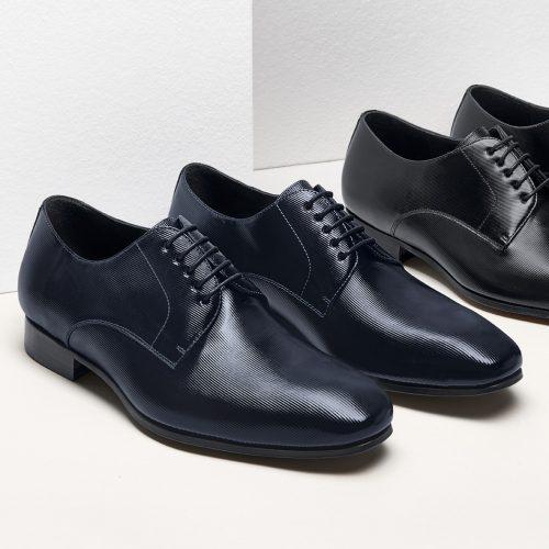 WILVORST sötétkék cipő 448322-30 Modell 0223